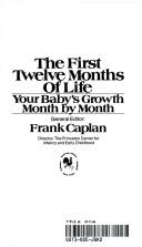 Download The First Twelve Months of Life