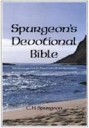 Spurgeon's Devotional Bible