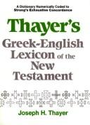 Download Greek-English Lexicon of the New Testament