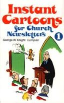 Instant Cartoons for Church Newsletters, No 2 by George W. Knight