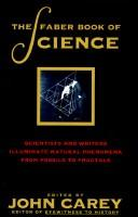 The Faber Book of Science by John Carey